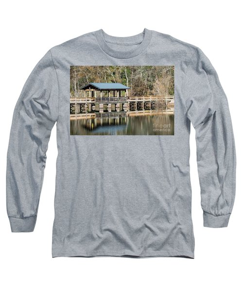 Brick Pond Park - North Augusta Sc Long Sleeve T-Shirt