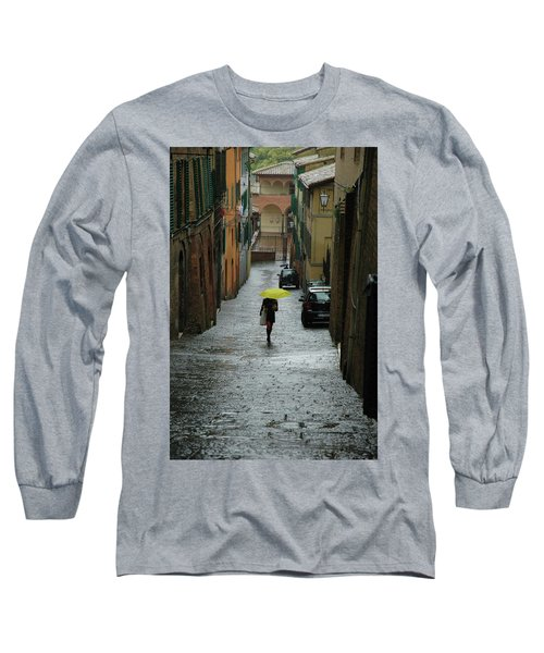 Bright Spot In The Rain Long Sleeve T-Shirt