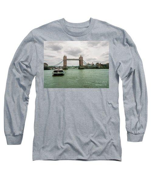 Building Bridges Long Sleeve T-Shirt