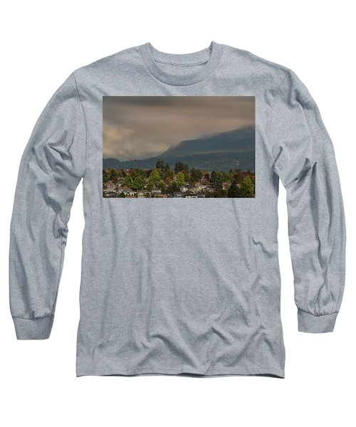 Burnaby Mountain Long Sleeve T-Shirt