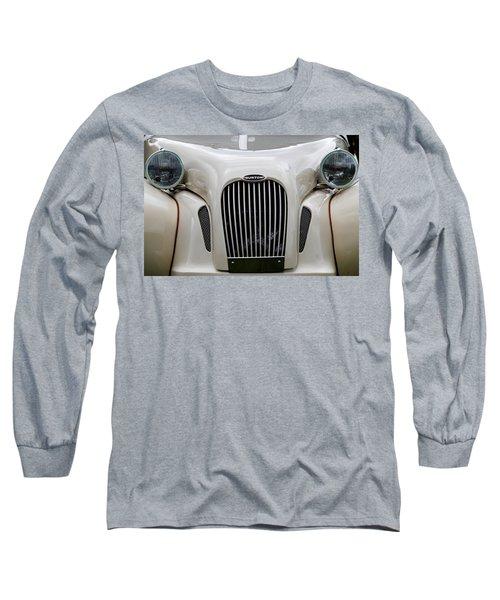 Long Sleeve T-Shirt featuring the photograph Burton by Anjo Ten Kate