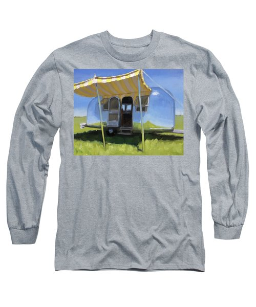 Buttercups And Lemonade Long Sleeve T-Shirt