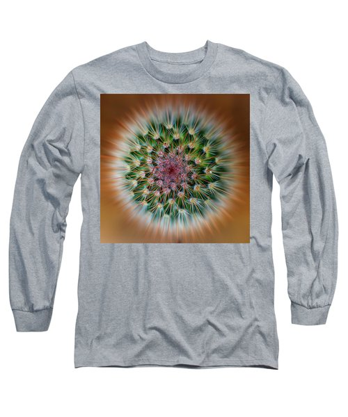 Cactus Cooler Long Sleeve T-Shirt