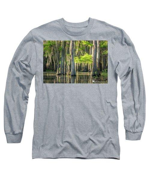 Caddo Swamp 1 Long Sleeve T-Shirt