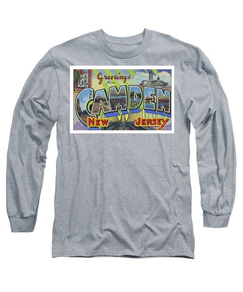 Camden Greetings Long Sleeve T-Shirt