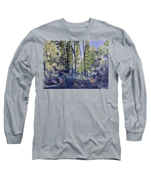 Camp Trail Long Sleeve T-Shirt