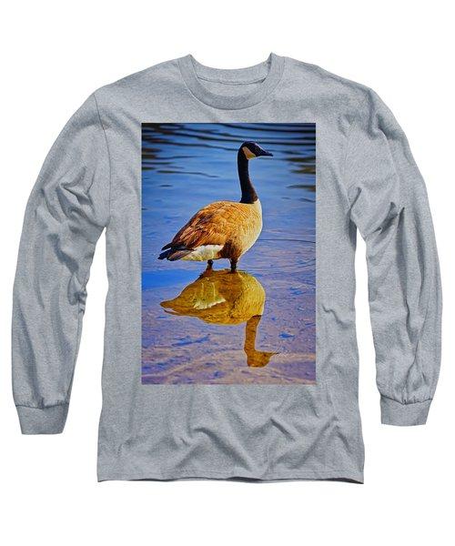 Canadian Goose Long Sleeve T-Shirt