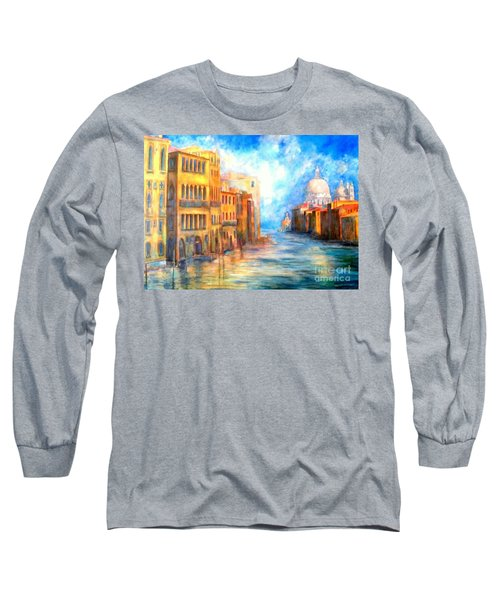 Canale Grande Long Sleeve T-Shirt