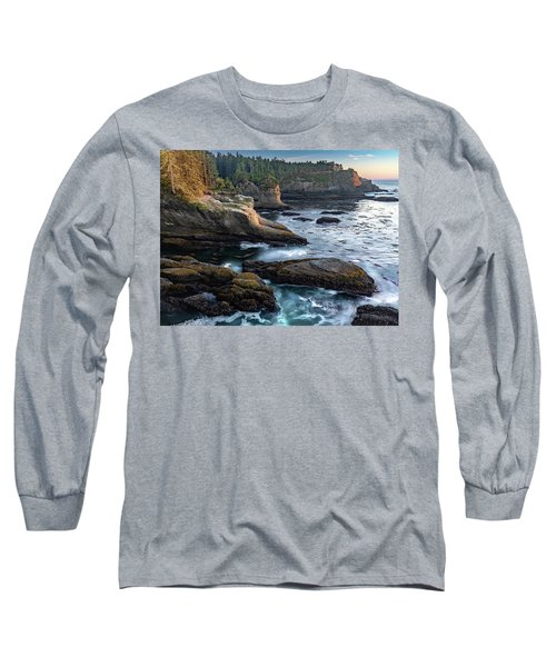 Cape Flattery Long Sleeve T-Shirt