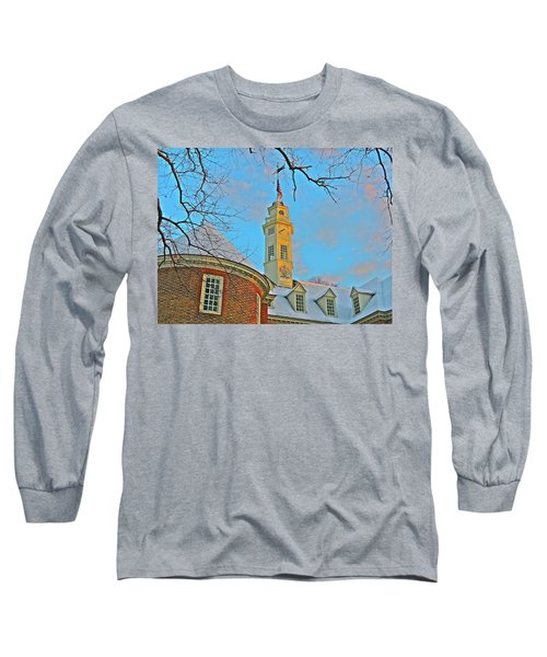 Capitol Chill Long Sleeve T-Shirt