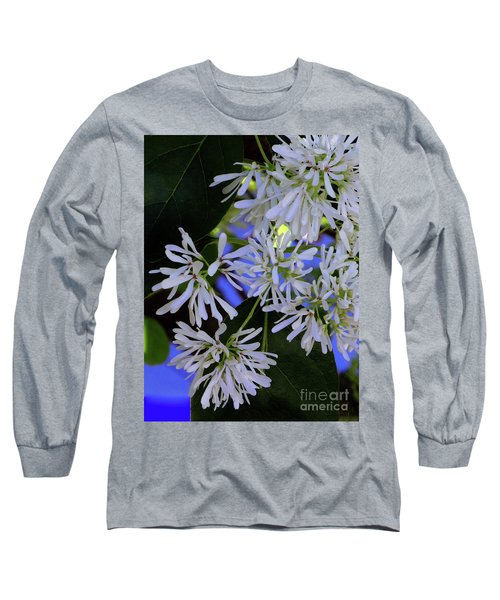 Carly's Tree - The Delicate Grow Strong Long Sleeve T-Shirt