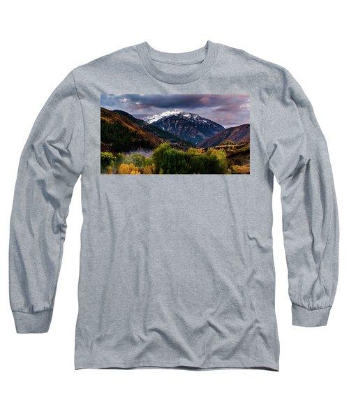 Cascade Mountain Long Sleeve T-Shirt