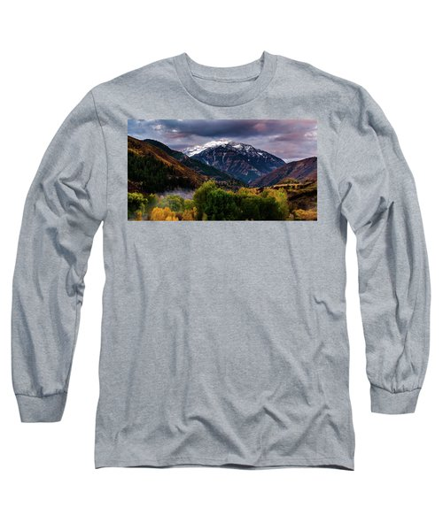 Cascade Mountain Long Sleeve T-Shirt