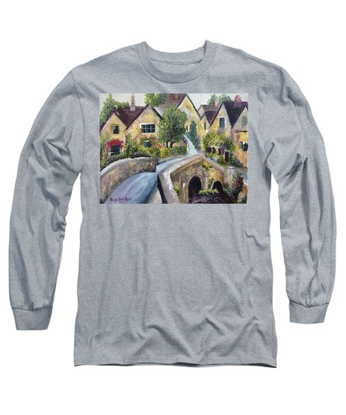 Castle Combe Long Sleeve T-Shirt