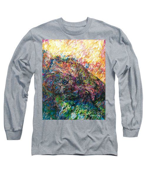 Chanel Long Sleeve T-Shirt