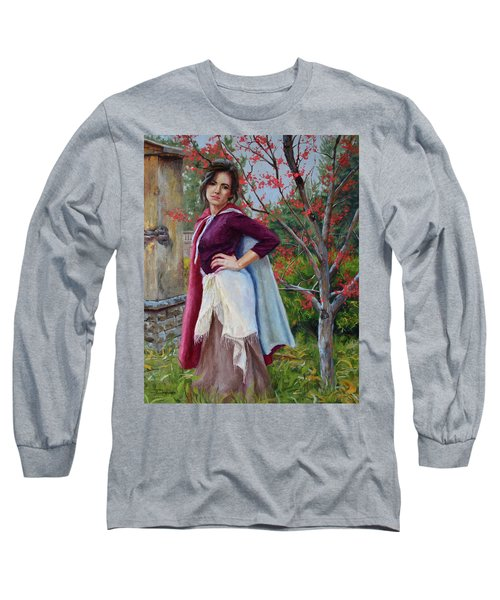 Change Of Season Long Sleeve T-Shirt