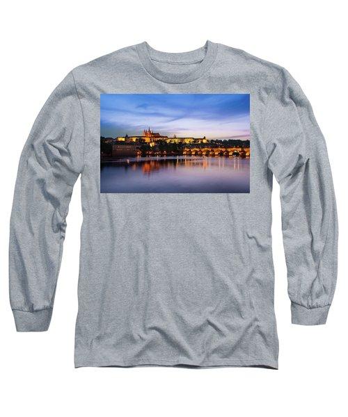 Charles Bridge Long Sleeve T-Shirt