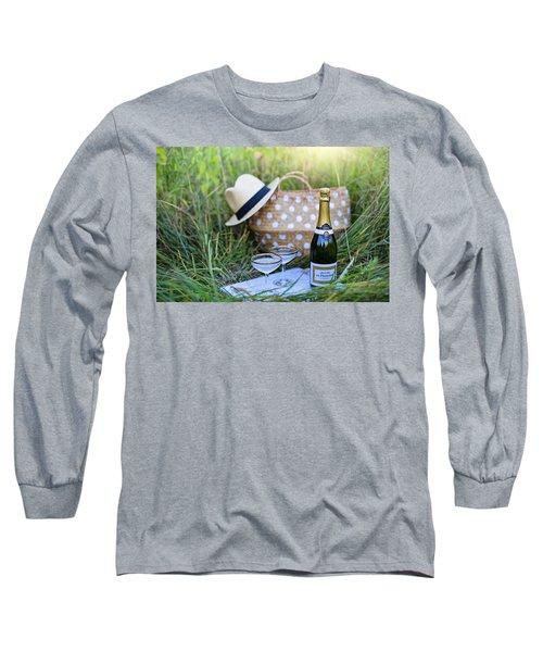 Chic Picnic Long Sleeve T-Shirt