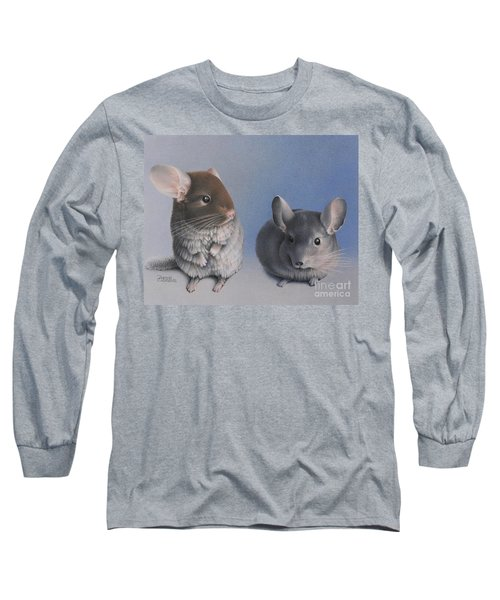 Chins Up Long Sleeve T-Shirt