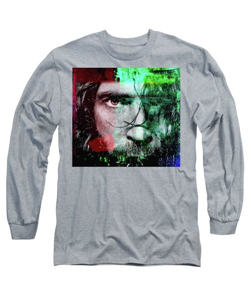 Chris Cornell Long Sleeve T-Shirt