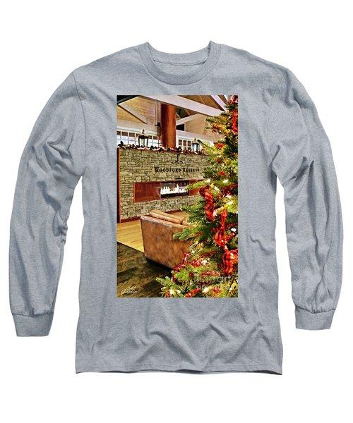 Christmas At Woodford Reserve Long Sleeve T-Shirt