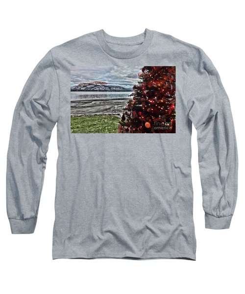 Christmas View Long Sleeve T-Shirt