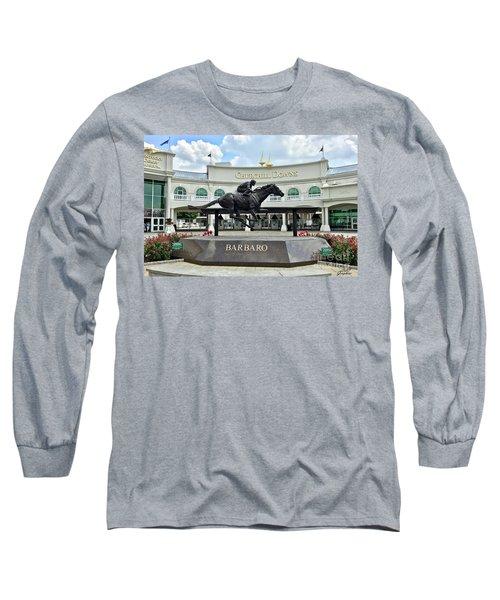 Churchill Downs Barbaro Long Sleeve T-Shirt