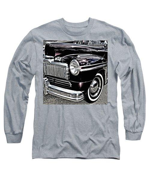 Classic Mercury Long Sleeve T-Shirt