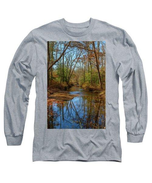 Clear Path Long Sleeve T-Shirt