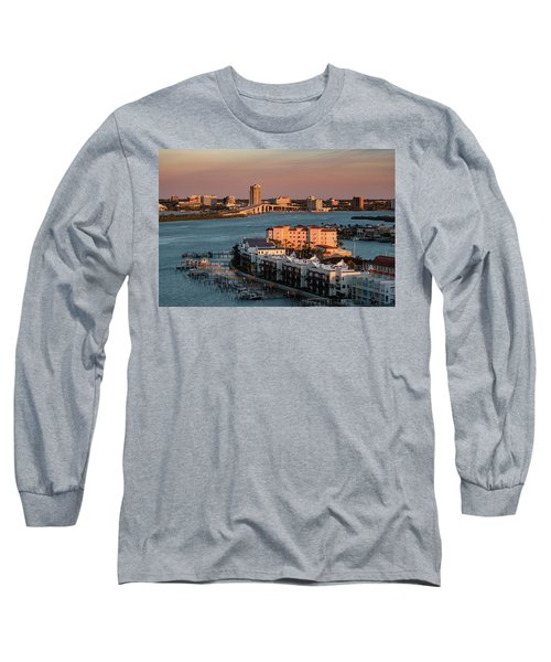 Clearwater Evening Long Sleeve T-Shirt