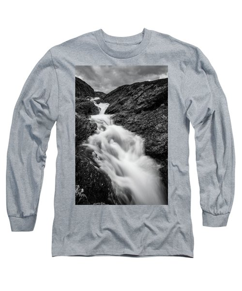 close to Ygnisdalselvi, Norway Long Sleeve T-Shirt