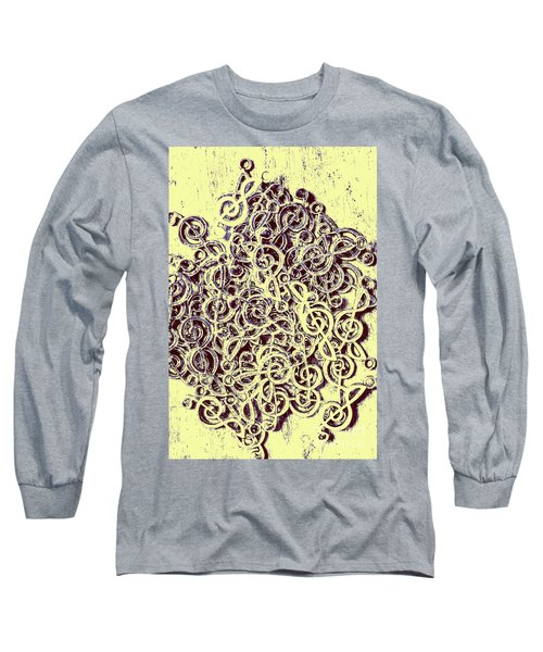 Club Of Clefs Long Sleeve T-Shirt
