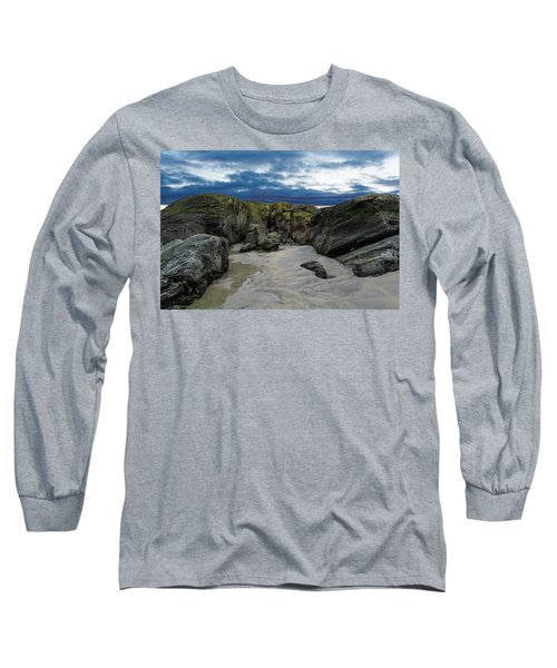 Coastline Castle Long Sleeve T-Shirt