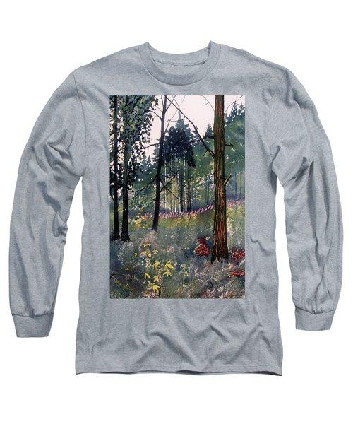 Codbeck Forest Long Sleeve T-Shirt