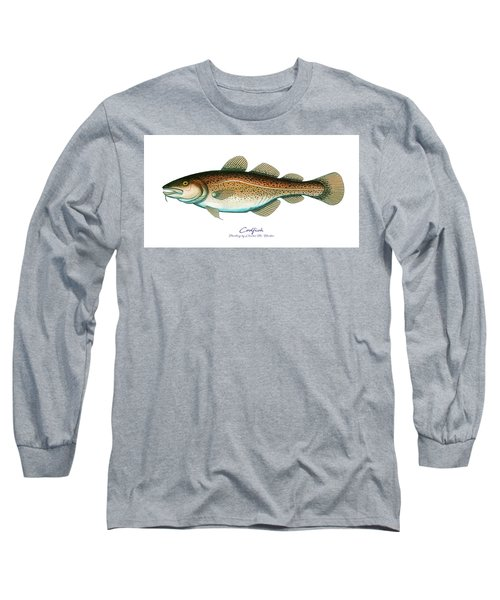 Codfish Long Sleeve T-Shirt