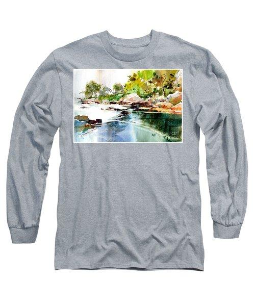 Cohasset Rapids Long Sleeve T-Shirt
