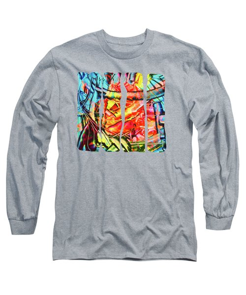 Colorful Dream Long Sleeve T-Shirt