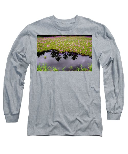 Colors On The Water Long Sleeve T-Shirt