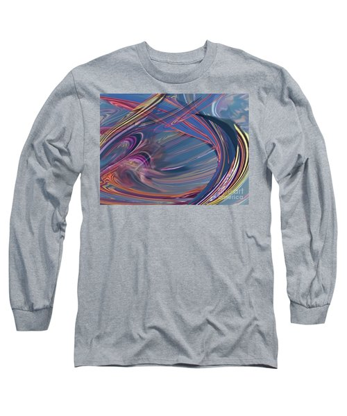 Contrail Party Long Sleeve T-Shirt