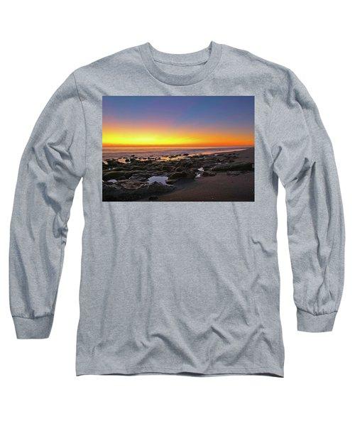 Coral Cove Nautical Twilight Long Sleeve T-Shirt