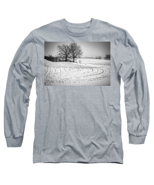 Corn Snow Long Sleeve T-Shirt