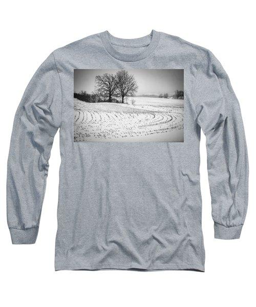Corn Snow Long Sleeve T-Shirt