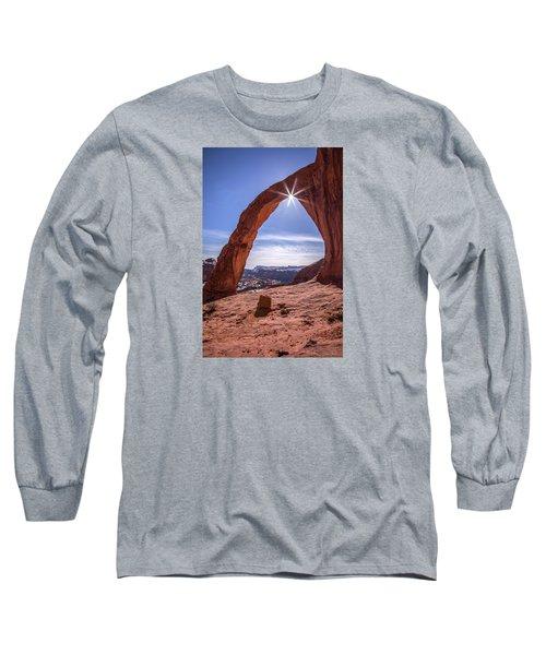 Corona Arch Sunburst Long Sleeve T-Shirt