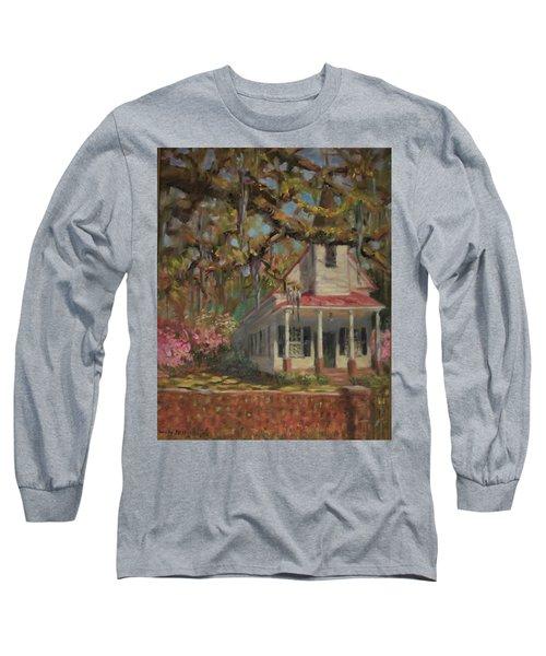 Country Church Long Sleeve T-Shirt