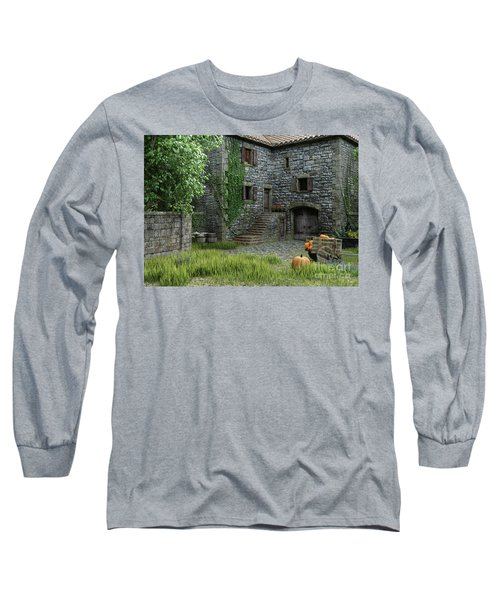 Country Farmhouse Long Sleeve T-Shirt