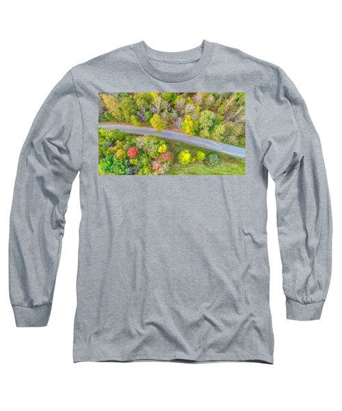 Country Path Long Sleeve T-Shirt