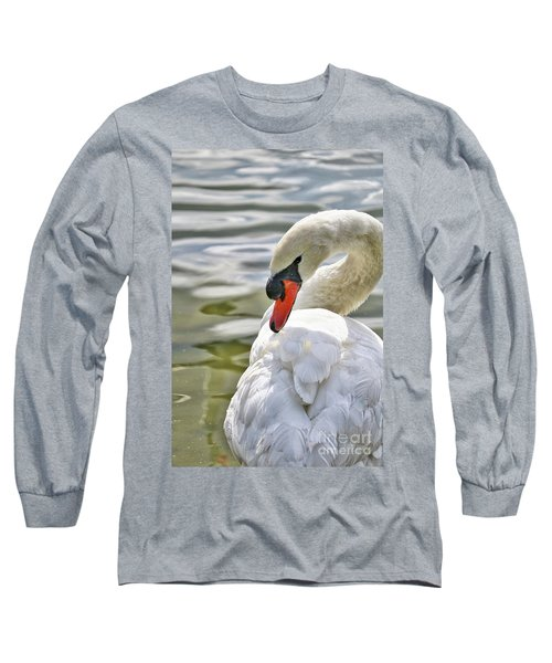 Coy Swan 2 Long Sleeve T-Shirt