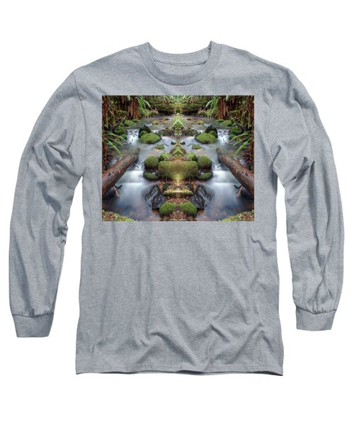 Creek Diamonds #1n Long Sleeve T-Shirt