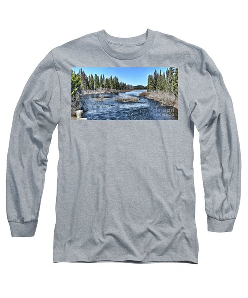 Crooked River Long Sleeve T-Shirt