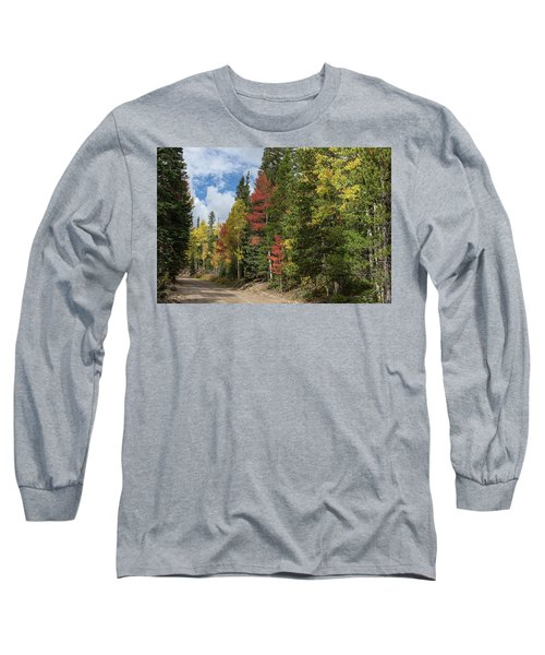 Long Sleeve T-Shirt featuring the photograph Cruising Colorado by James BO Insogna